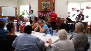 Veterans Day Celebration - Wake County Senior Center, NC