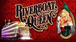 MAJOR PROGRESSIVES - Riverboat Queen Slot - NICE LONGPLAY!