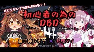 [LIVE] 【DBD】二人でなら脱出できる(はず)!!#11