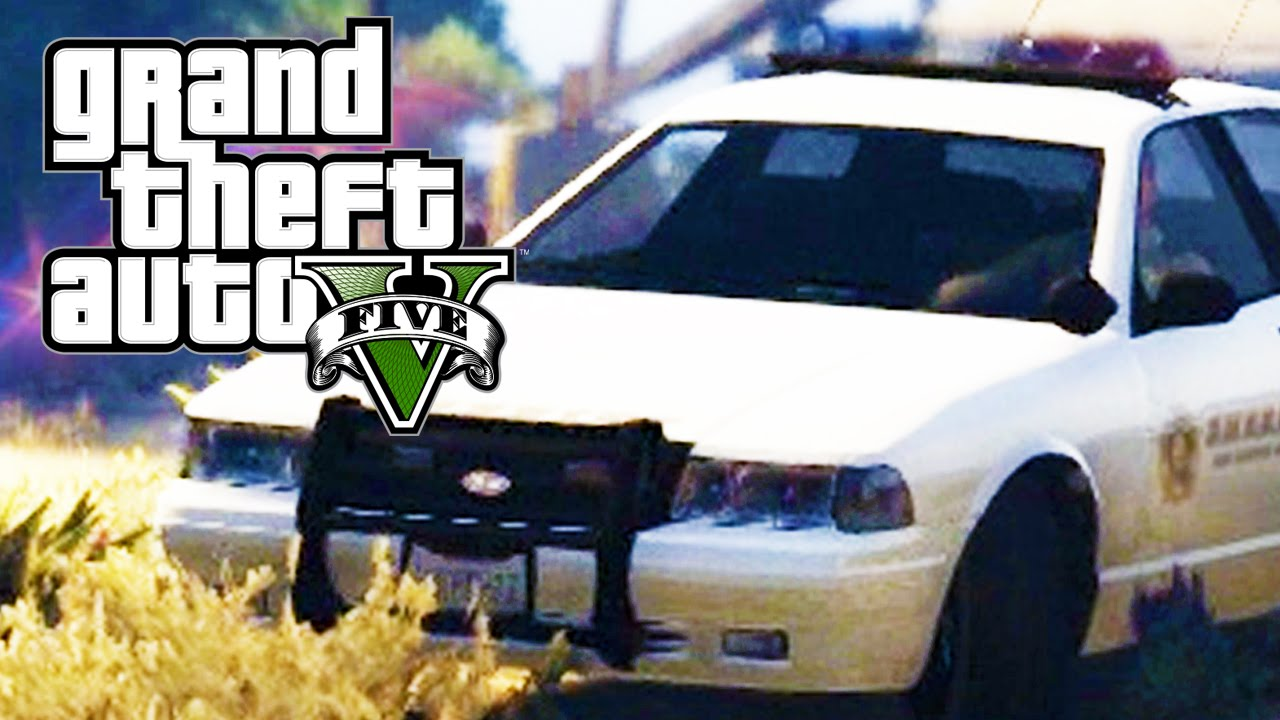 GTA 5 SP #4 - (Police Mod) Los Santos Sheriff