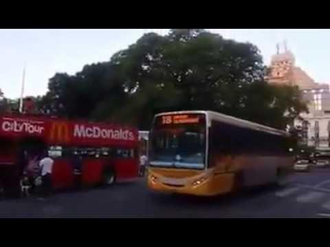 Cordoba Argentina walking street tour...