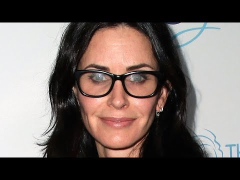 The Real Reason Hollywood Stopped Casting Courteney Cox