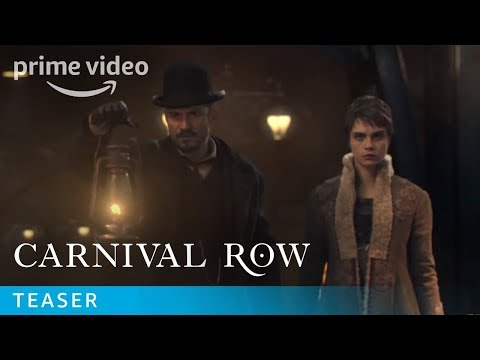 Carnival Row - Official Teaser: Welcome to Carnival Row | Prime Video