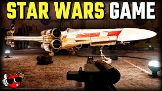 The Star Wars Game You Never Knew Existed