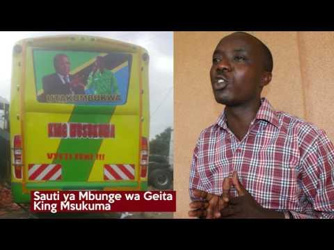 Ufafanuzi wa Mbunge Musukuma kuhusu basi lake kuandikwa vyeti feki