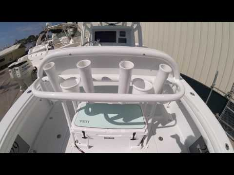2016 Yellowfin 29 Offshore Center Console