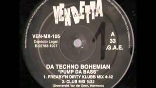 Da Techno Bohemian - Pump da bass (Club mix)