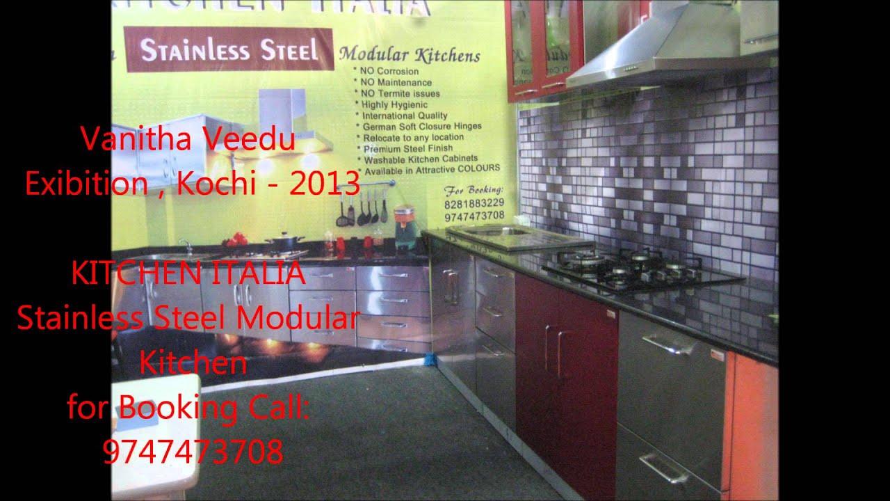 Manorama Veedu Exibition Low Cost Kitchens Phone