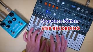ARTURIA MicroFreak + Strymon blueSky //MicroFreak sequencer