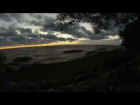Klode Park Sunrise (GoPro HERO3)