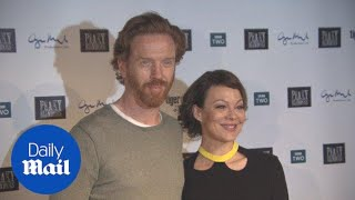 Helen McCrory And Damian Lewis Attend Peaky Blinders Premiere - Daily Mail