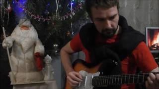 Greensleeves (Зеленые рукава) на гитаре