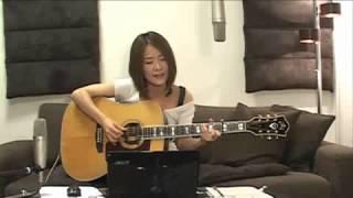 2012.9.9 森恵さんのUSTREAMライブより ・待望の2ndアルバム「10年後こ...