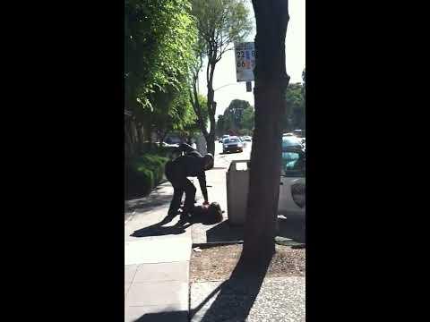 Police brutality in Hayward CA
