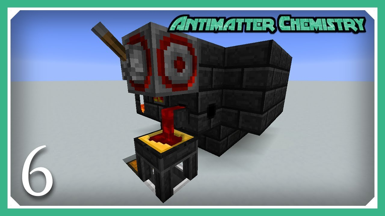 Antimatter Chemistry | Tinkers Smeltery & Thermal! | E06
