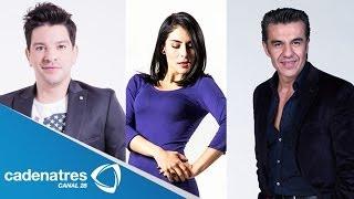 Vocalista de playa limbo aclara si tuvo romance con Yahir y Adrian Uribe / María de Léon