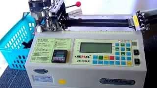 JM-120LR Hot And Cold Automatic strip Cutting Machine