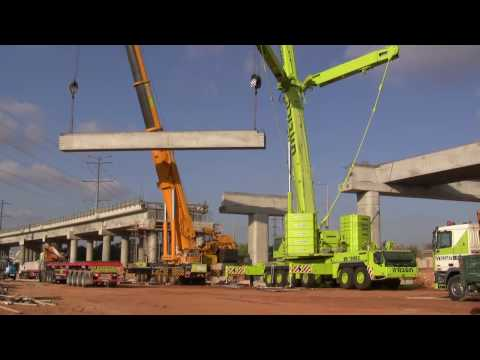 Heavy lift & cranes Israel