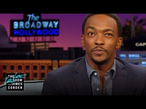 Anthony Mackie Met His Wife When He Was 7