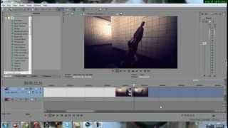 Видеоурок по Sony Vegas 11.0(замедление) для Spirita