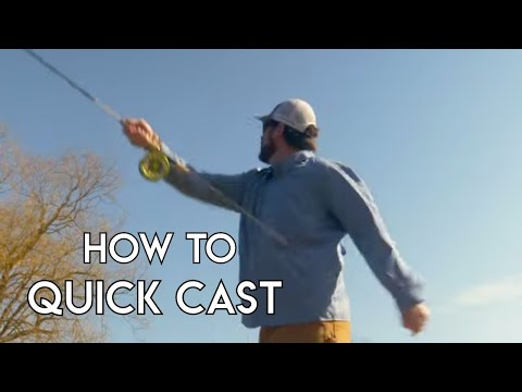 Salt Water Quick Cast | How To
