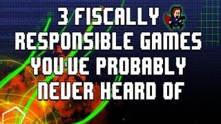 3 Fiscally Responsible Games- Strategy Games