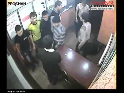 Russian Bar Fights