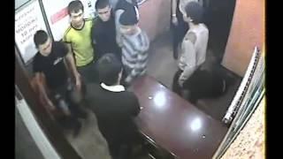 Russian Bar Fights