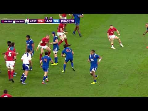 Short Highlights: Wales v France | NatWest 6 Nations