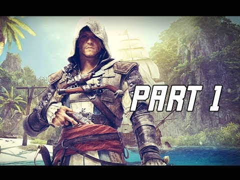 Assassin's Creed 4 Black Flag Walkthrough Part 1 - Edward Kenway (PC AC4 Let's Play) thumbnail