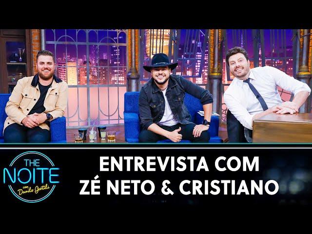 Entrevista com Zé Neto & Cristiano | The Noite (21/10/21)