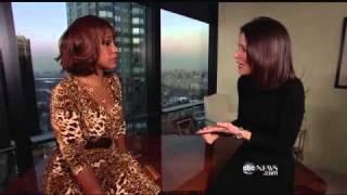 Surprise Reunion: Oprah Has Half Sister 1/24/2011