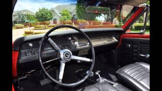 1967 Chevy Chevelle SS Clone Convertible Classic Muscle Car for Sale in MI Vanguard Motor Sales
