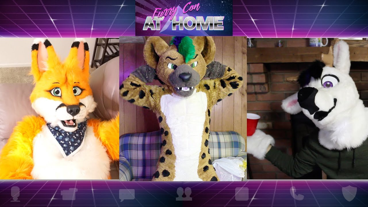 Furry Con at Home! (ft. Doon The Fox)