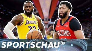 Superstar Anthony Davis wechselt nicht zu den Lakers I Sportschau