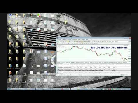 Session de Trading sur Actions et DAX – 28/01/2016