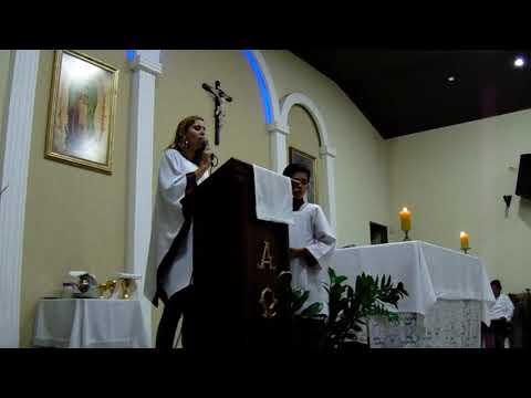 Salmo 90   Capela Nossa Senhora de Guadalupe   09/03/2019
