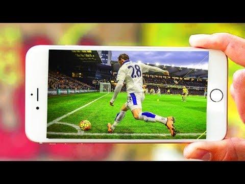 Top 16 Des MEILLEURS Jeux De FOOTBALL Sur Android & IOS 2017 | Mr Break