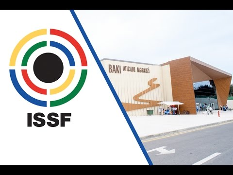 #RoadToRio - How we got here: highlights of the ISSF World Cup in Baku (AZE)