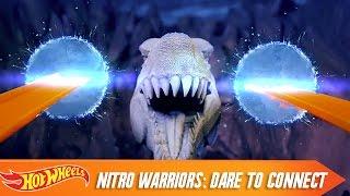 Hot Wheels & Nitro Warriors: Dare to Connect | Hot Wheels