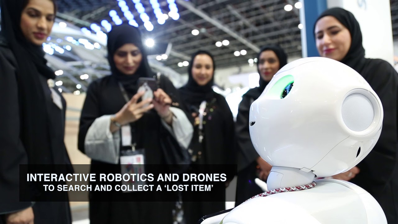 GITEX 2019 - Abu Dhabi Smart Solutions and Services
