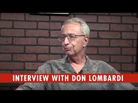 Don Lombardi Interview