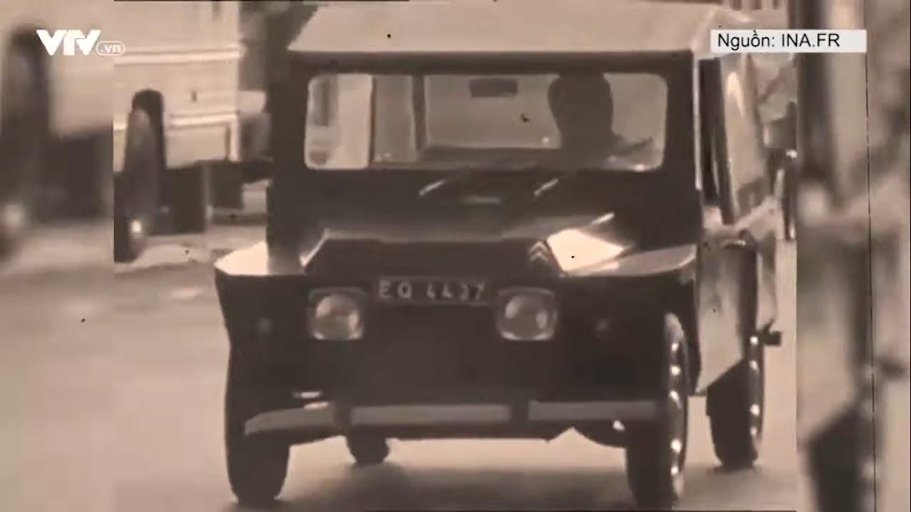 La Dalat – Chiếc xe hơi thương hiệu Việt vang danh 1 thời | VTV24
