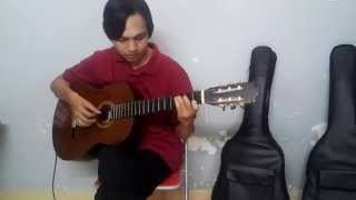 Cô Đơn (Nguyễn Ánh 9) - Độc Tấu Guitar (Guitar Solo) - Guitarist Nguyễn Bảo Chương
