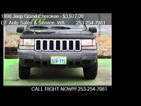 1998 Jeep Grand Cherokee Laredo - for sale in Tacoma, WA 984