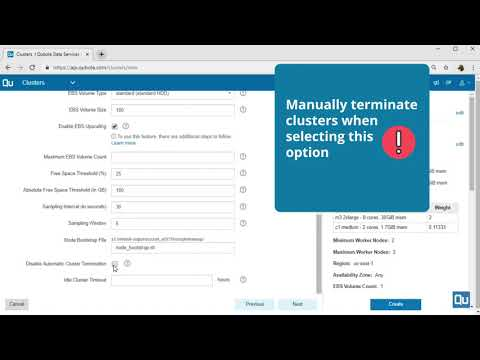 4 Configuring and Managing Clusters