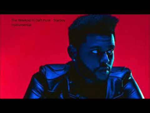 The Weeknd Ft Daft Punk - Starboy Instrumental
