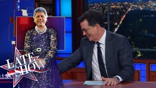 America's First Ladies' Man: Bill Clinton by : The Late Show with Stephen Colbert