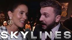 SKYLINES Staffel 1: Interview mit Edin Hasanovic & Peri Baumeister | Jinn & Sara | Netflix Serie