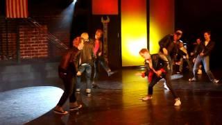 Musical Highlights i Klippan 7 maj 2010 - Grease